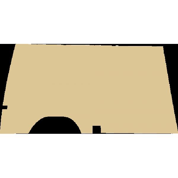 Zijwanden 6,5mm Multiplex Blank Crafter